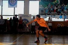 Сборная команды по теннису выступила на турнире