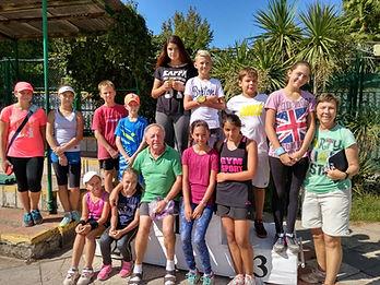 турниры, тренера, спортсмены, теннисисты, корты в Адлере, Сочи