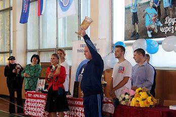 Кубок, открытие турнира, РТТ, Минводы, Ставропольский Край