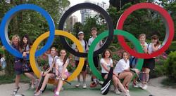 Заряжаемся олимпиадой