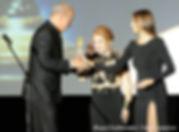 Награжденение, главная премия, русский кубок, ежегодная, национальная