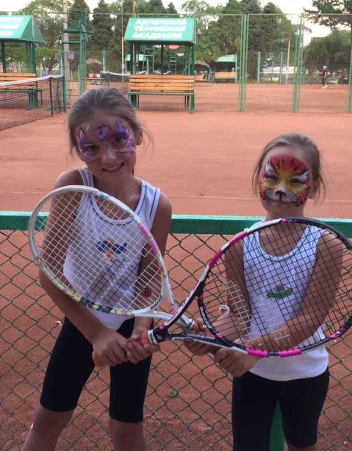 радость тенниса