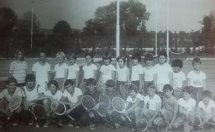 Теннису учился даже Стас Михайлов