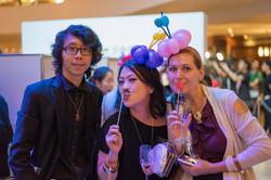Magician Scarlet Party Balloon 067