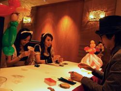 Magician Scarlet Magic Workshop 007