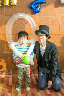 Magician Birthday Magic Balloon 92
