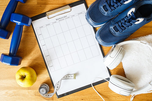 Custom Exercise Plan