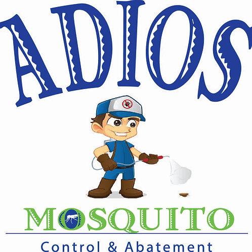 Adios Mosquito - Covington, Mandeville, Madisonville Spraying