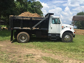 Local Delivery Fill Dirt Hauling and Gravel Hauling