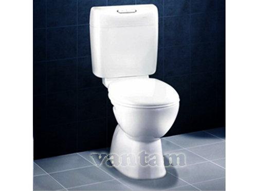 Caroma Trident Toilet Suite