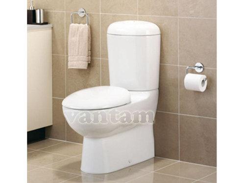 Caroma LEDA 2000 Toilet suite