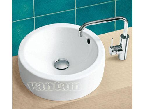 Caroma GEO Round Above Counter Vanity basin