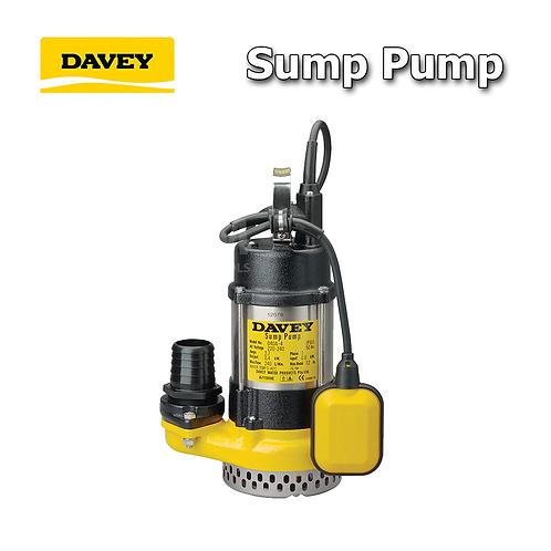 Davey Sump Pump D25A