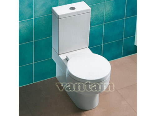 Caroma GEO Toilet suite