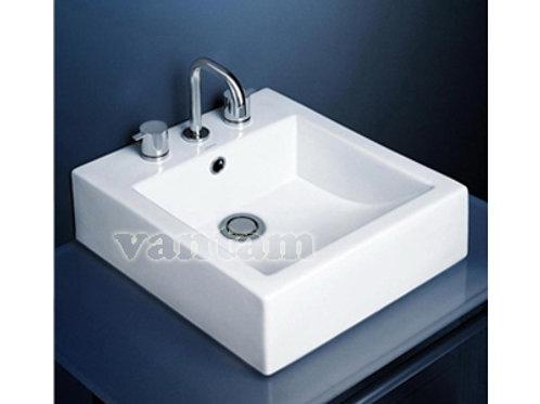 Caroma LIANO Square Above Counter vanity basin