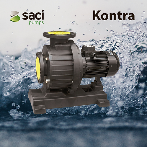Saci Pumps - Kontra 4 - 1500