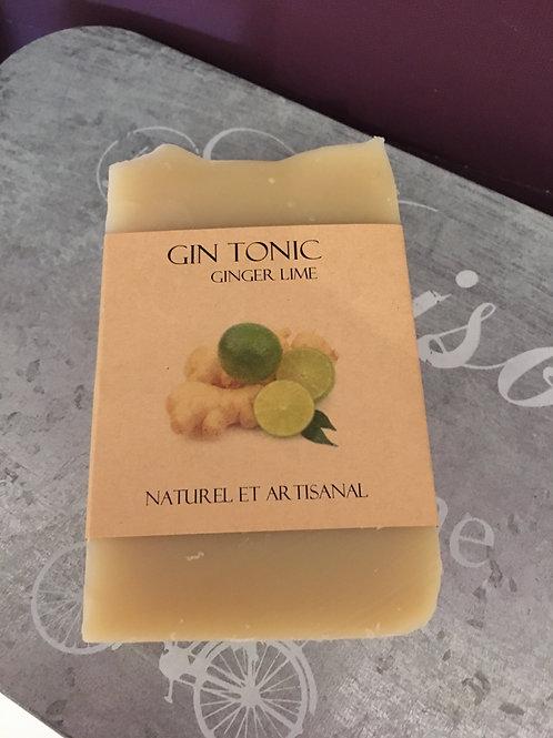 """Savon artisanal """"Gin Tonic"""""""