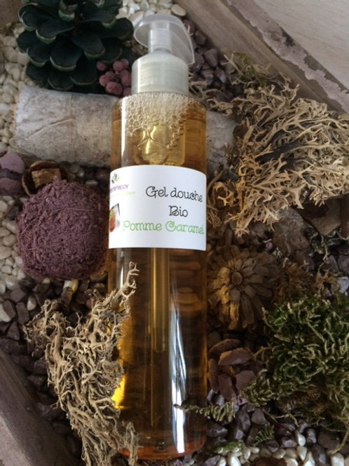 Gel douche Bio - Pomme-Caramel - 200ml