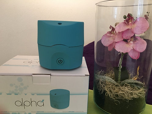 Diffuseur Alpha Turquoise