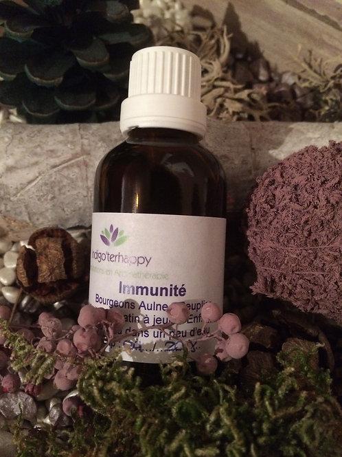 Complexe Immunité - Gemmothérapie - 30ml