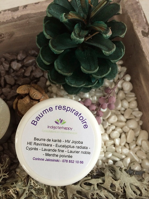 Baume respiratoire - 30 ml