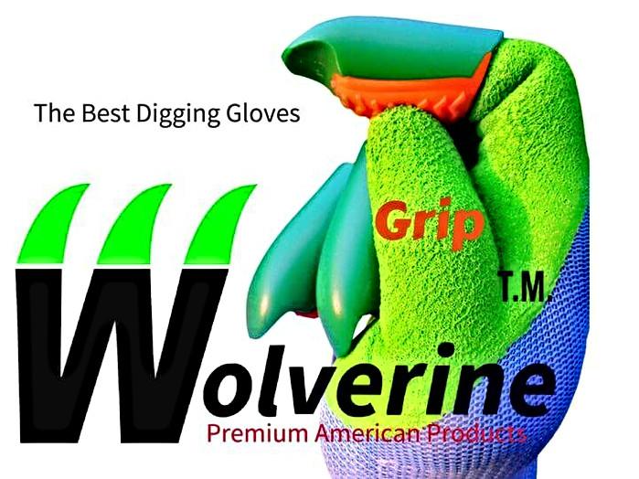 Wolverine Grip Garden Gloves