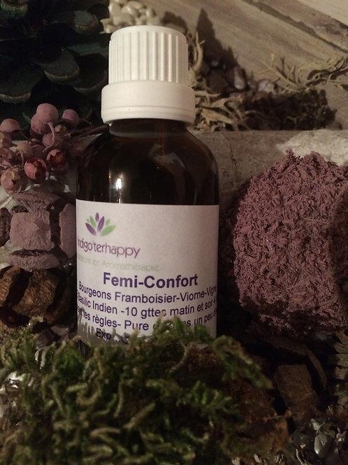 Complexe Confort féminin- Gemmothérapie - 30ml