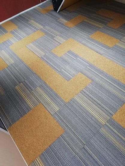 alfombra modular df