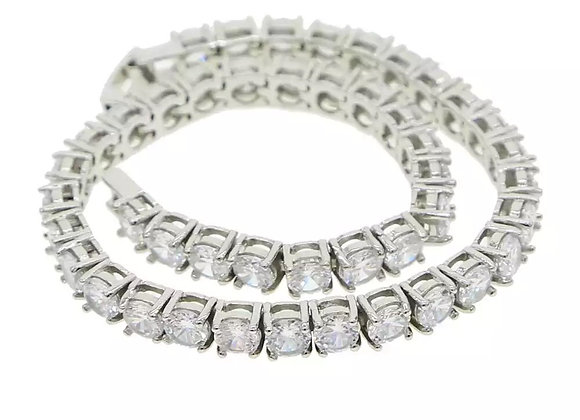 Crystal Tennis Anklet