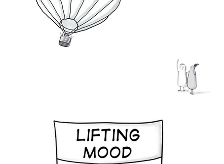 Lifting Mood Course on Zoom