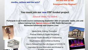 Create for Wellbeing: Sound Ideas to Share Project