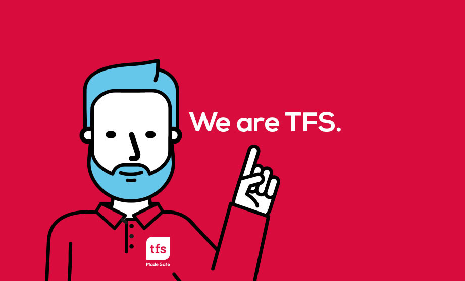 TFS Rebrand