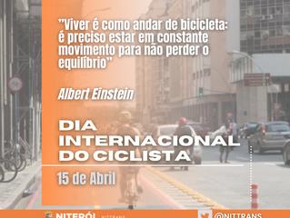 Dia Internacional do Ciclista
