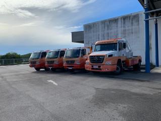 Caminhões reboque