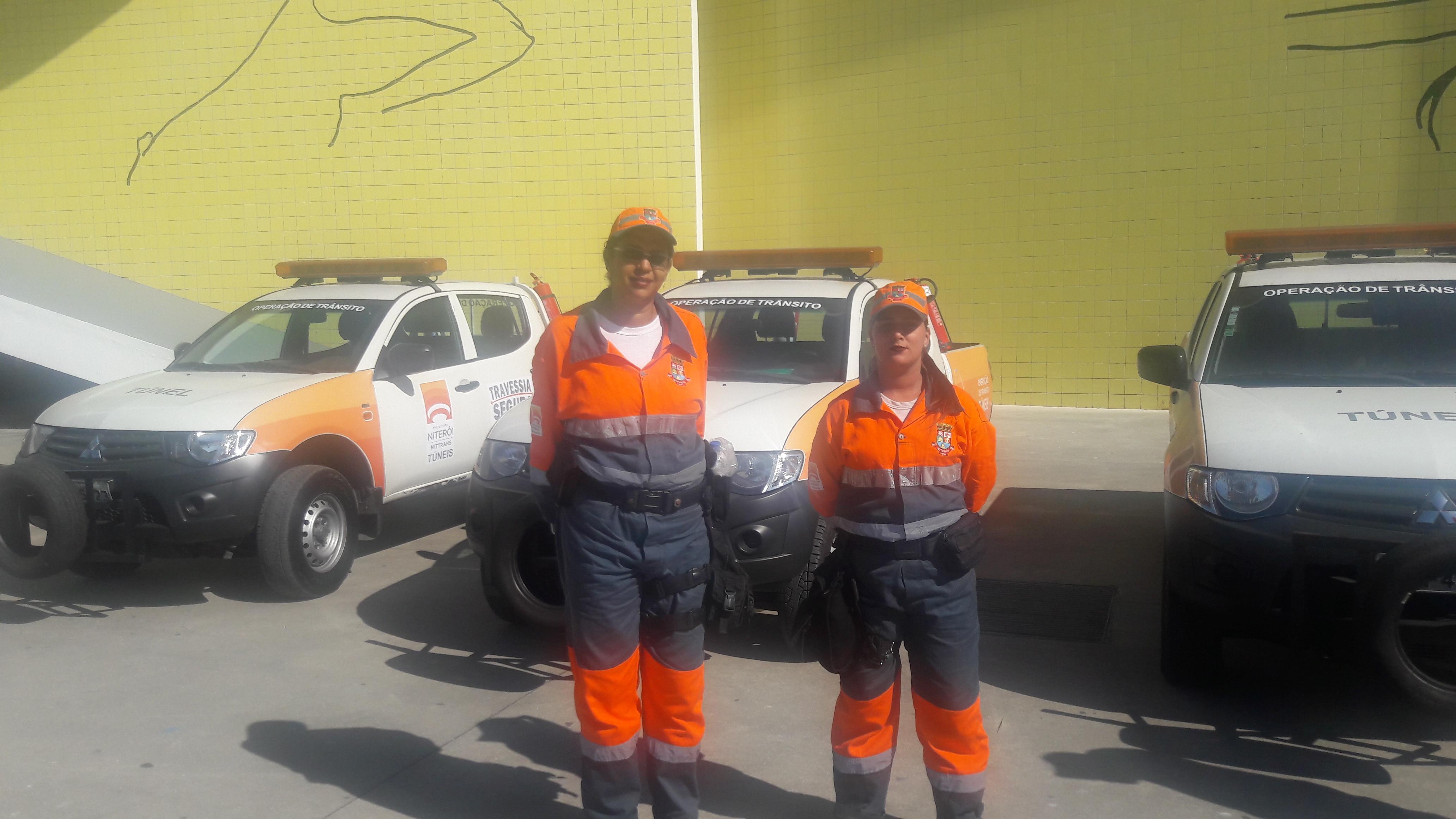 Agentes Túnel Charitas Cafubá