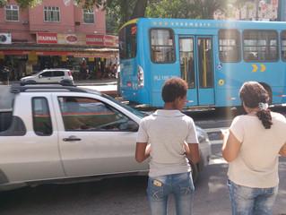 Segurança Pedestres na Alameda