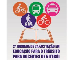 2ª Jornada de Capacitação para o Trânsito para Docentes de Niterói