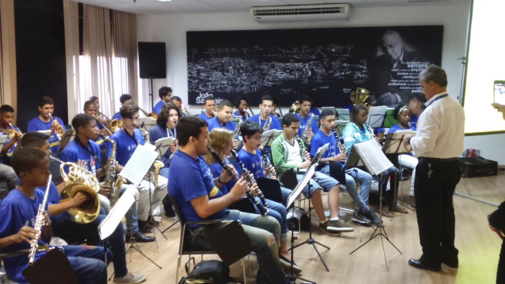Banda Colégio São Vicente