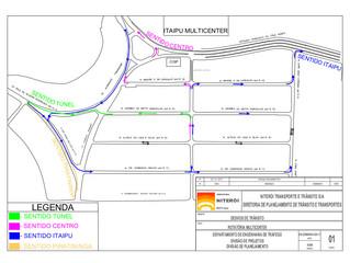 Itaipu tem alterações no tráfego