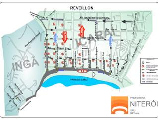 NitTrans anuncia operação de trânsito para o Réveillon da Paz