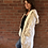 Thumbnail: Hooded Long Cardigan - Beige