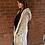 Thumbnail: Hooded Long Cardigan - Grey