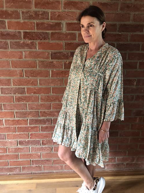 Matilda Dress - Natural