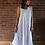 Thumbnail: Jersey Maxi Dress - White