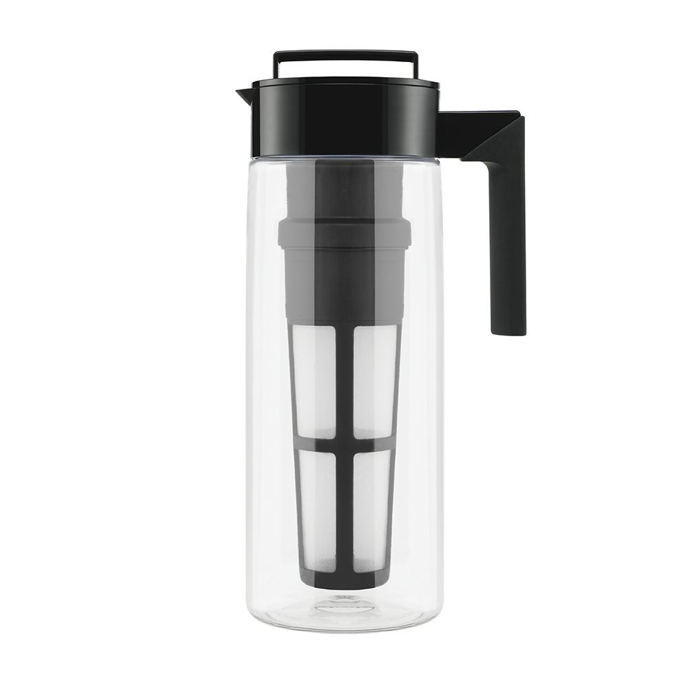 Our favorite iced coffee maker by Takeya