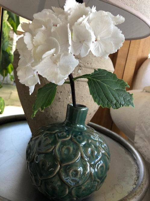 Stem Vase - Green