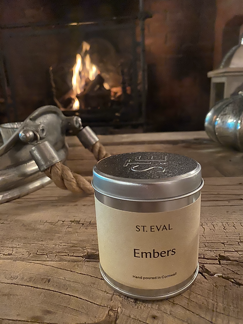 St Eval Candle - Embers