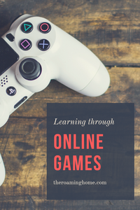 Go play your video games! - Learning through gaming