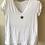 Thumbnail: Glitter Star T-Shirt- White
