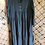 Thumbnail: Long Corduroy Dress - Charcoal